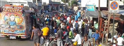 Croix de Bouquets, Haiti